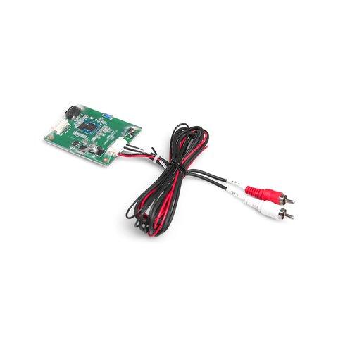Bluetooth AUX-модуль для BMW, Land Rover, Mercedes-Benz, Porsche, Volvo Превью 3