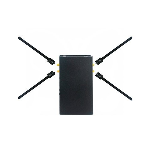 Full HD Car DVB-T TV Receiver with 4 Antennas Preview 2