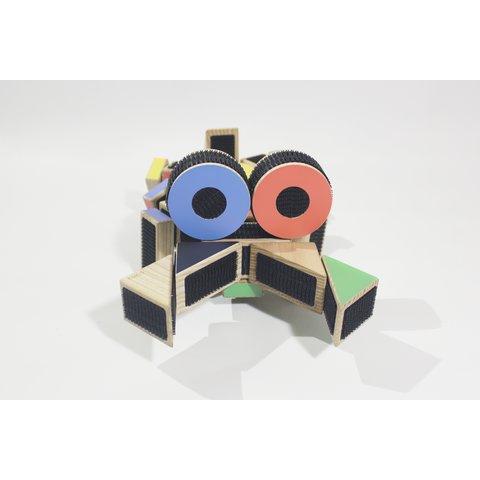 Конструктор COKO Будівельні кубики 36 Прев'ю 6