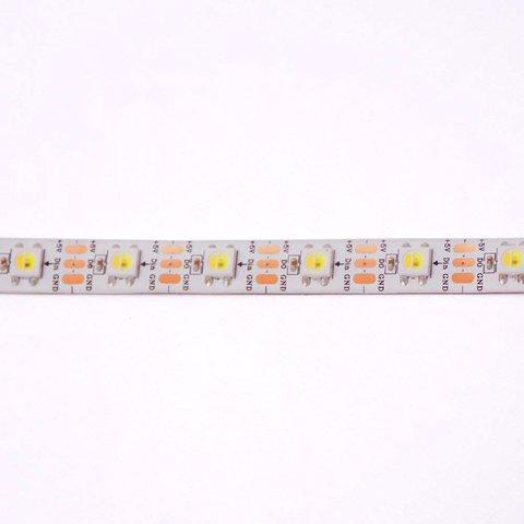 Світлодіодна стрічка SMD5050 SK6812 (1800-7000 K, біла, з управлінням, IP65, 5 В, 60 діодів/м, 5 м) Прев'ю 1