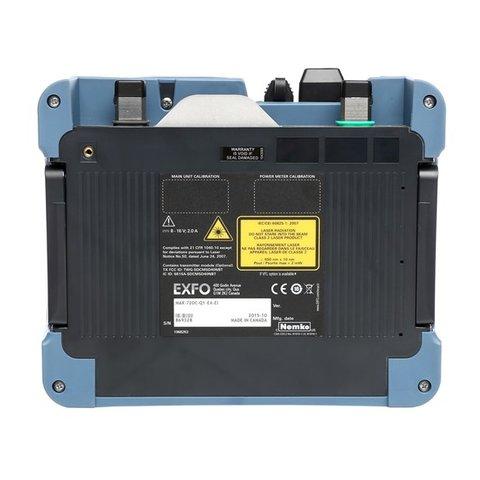 Оптичний рефлектометр EXFO MAX-720C-SM1 Прев'ю 3