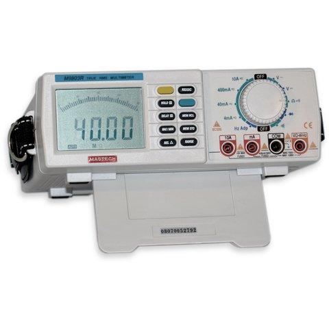 Цифровой мультиметр MASTECH M9803R Превью 5