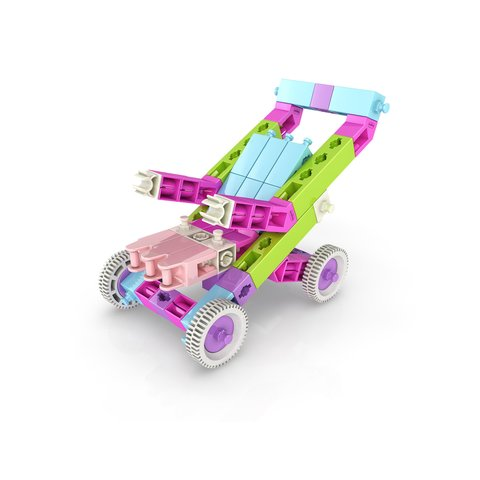 Конструктор Engino Inventor Princess 10 в 1