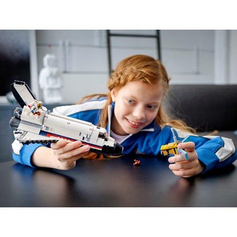 Конструктор LEGO Creator Пригоди на космічному шатлі 31117 Прев'ю 13