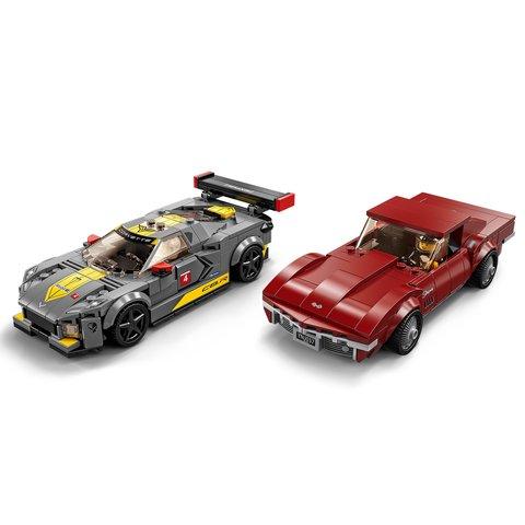 Конструктор LEGO Скоростные гонки Chevrolet Corvette 76903 Превью 3