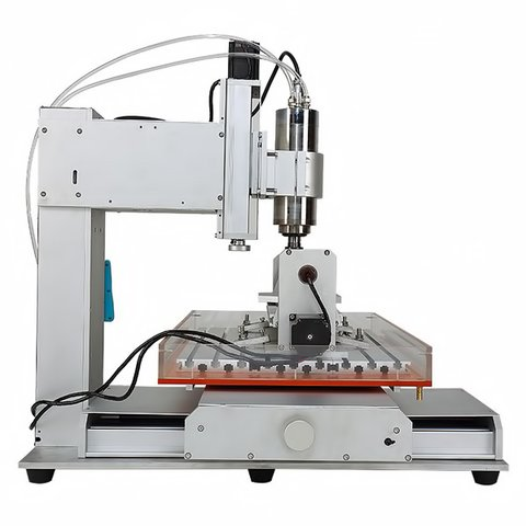 5-axis CNC Router Engraver ChinaCNCzone HY-6040 (2200 W) Preview 6