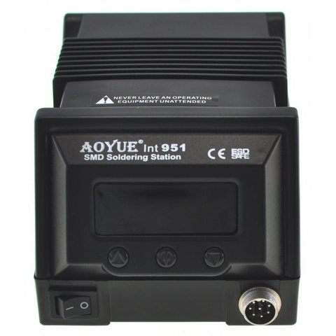 Soldering Station AOYUE 951 Preview 5